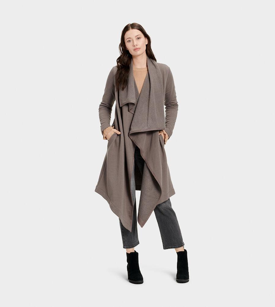Janni Fleece Blanket Cardi - Image 6 of 6