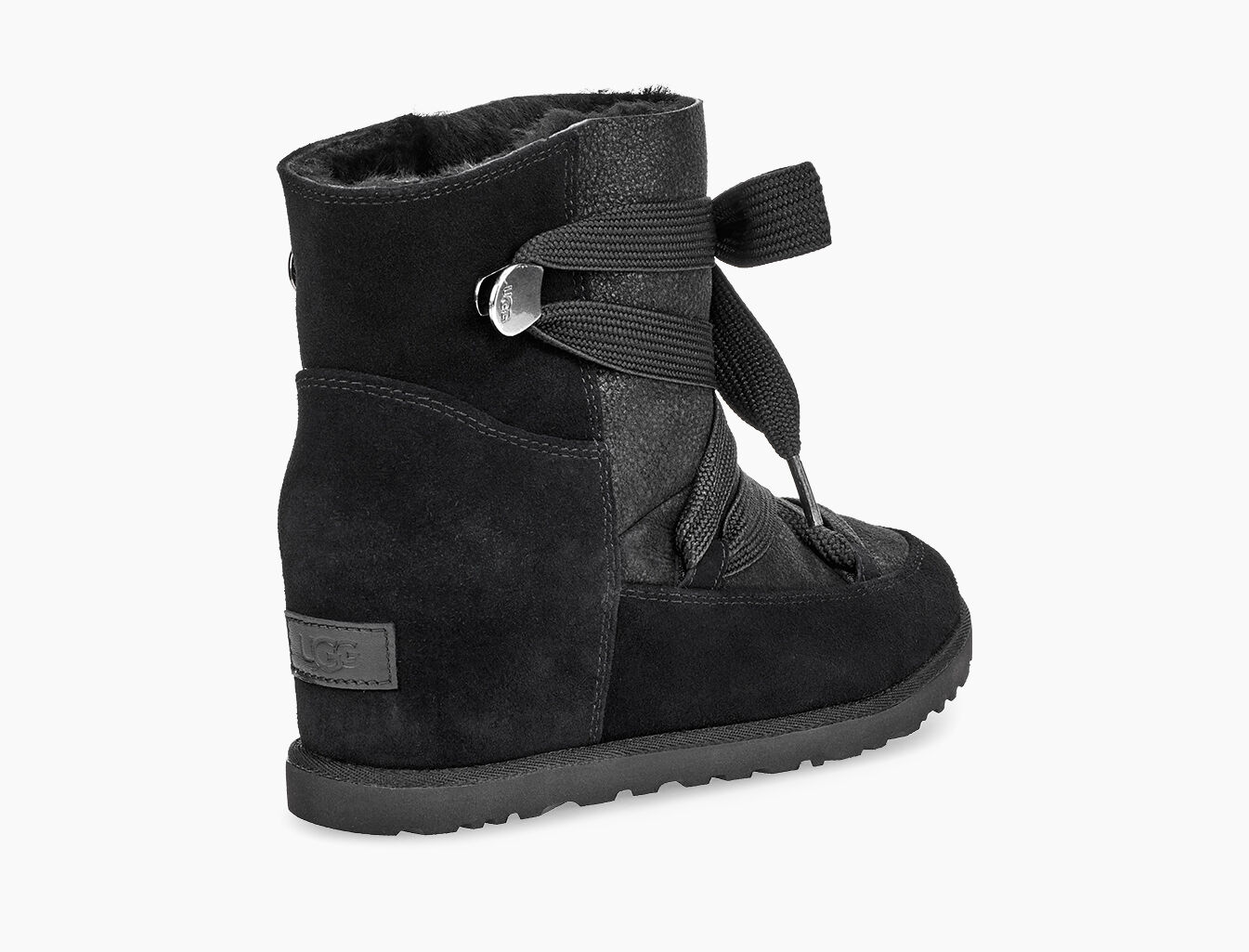 Classic Femme Lace-up Boot | UGG