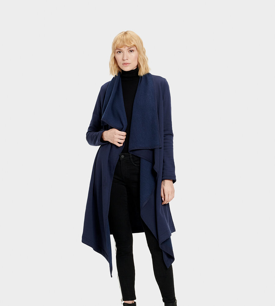 Janni Fleece Blanket Cardi - Image 1 of 6