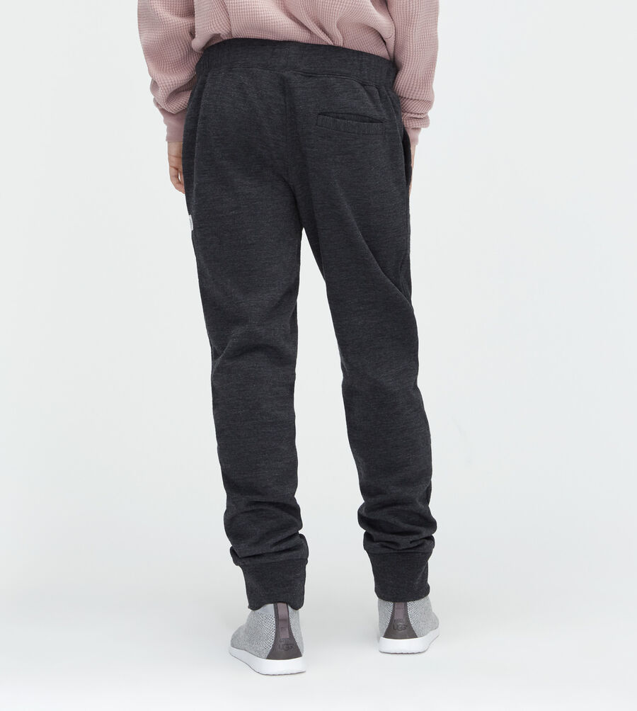 Merino Wool Fleece Jogger - Image 2 of 2