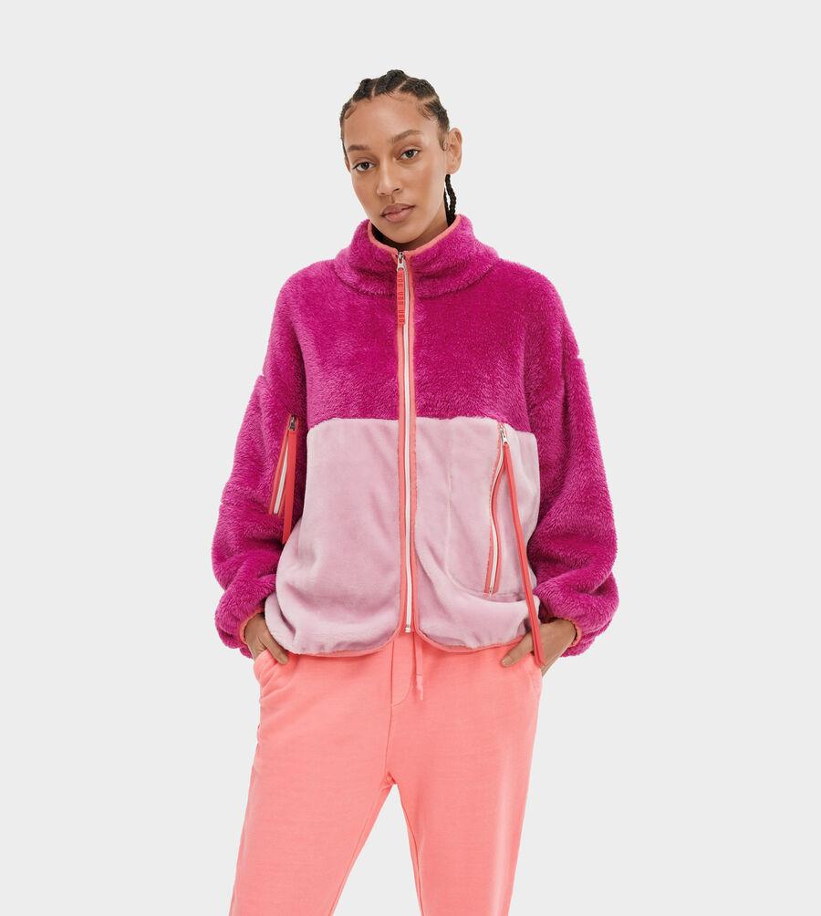 Marlene Sherpa Jacket - Image 1 of 4