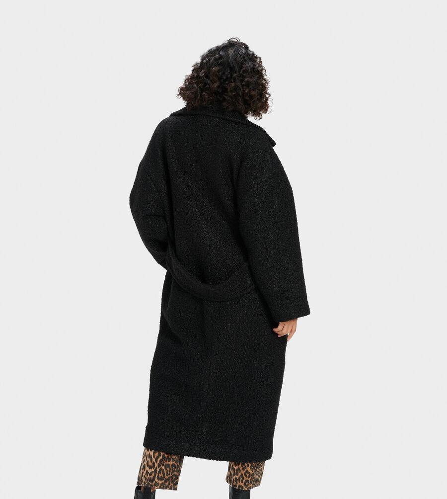 Hattie Long Oversized Coat - Image 3 of 4