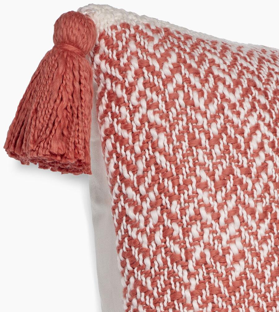 Leigh Herringbone Pillow - Image 3 of 3