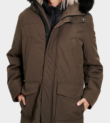 Butte Parka Alternative View