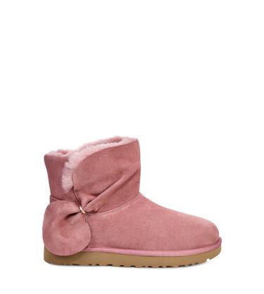 어그 클래식 미니 트위스트 부츠 UGG Classic Mini Twist Boot,PINK DAWN