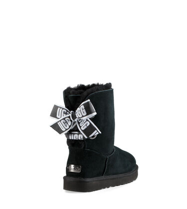 Customizable Bailey Bow Short Boot