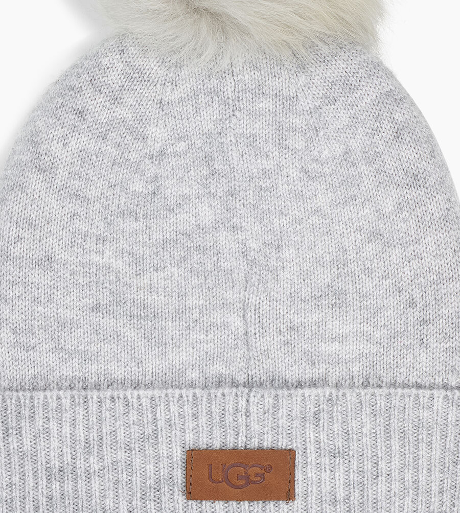 Luxe Pom Hat - Image 2 of 2