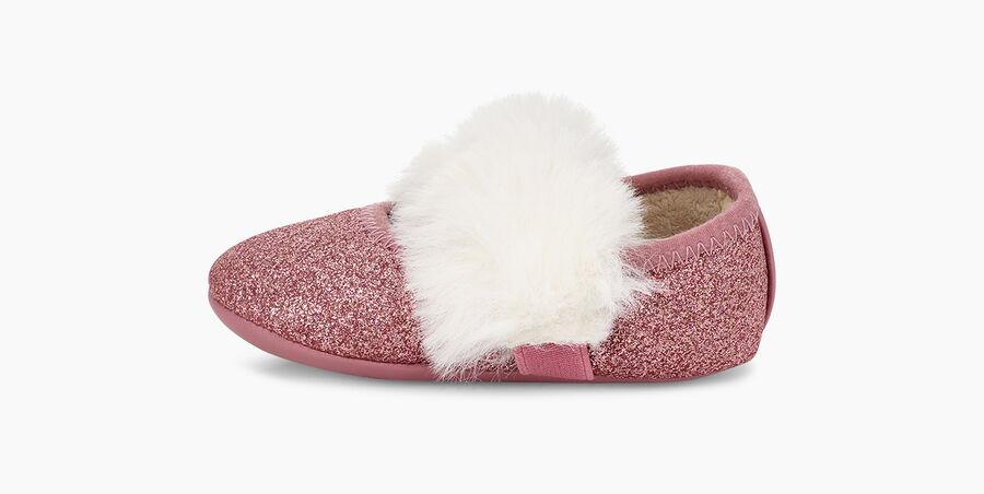Fluff Glitter Ballet Flat - Image 3 of 6
