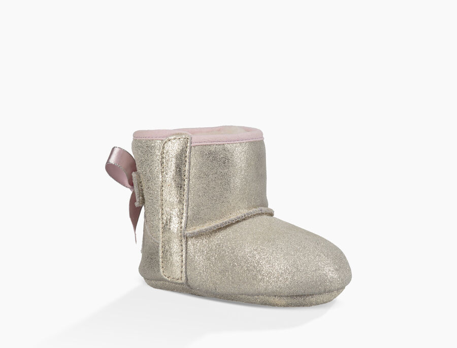 Jesse Bow II Metallic Bootie - Image 2 of 6