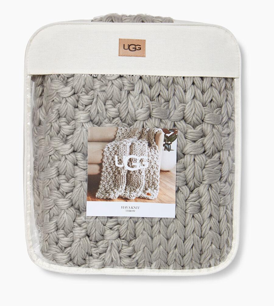 Hava Knit Throw - Image 3 of 3