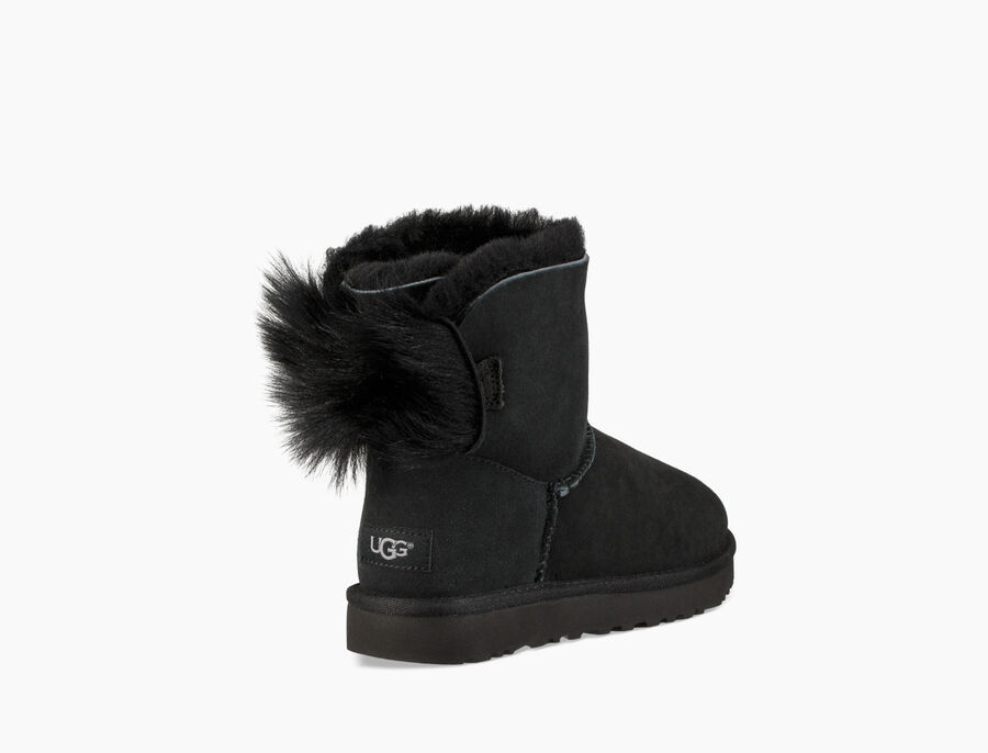 Classic Mini Fluff Bow Boot - Image 4 of 6
