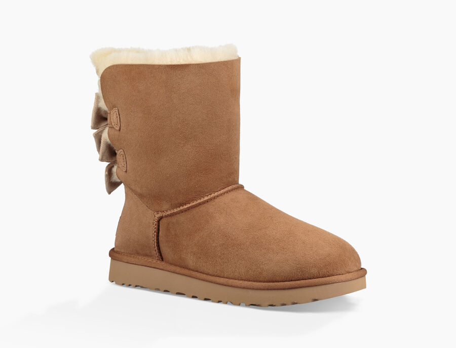 Bailey Bow Short Ruffle Boot - Image 3 of 6