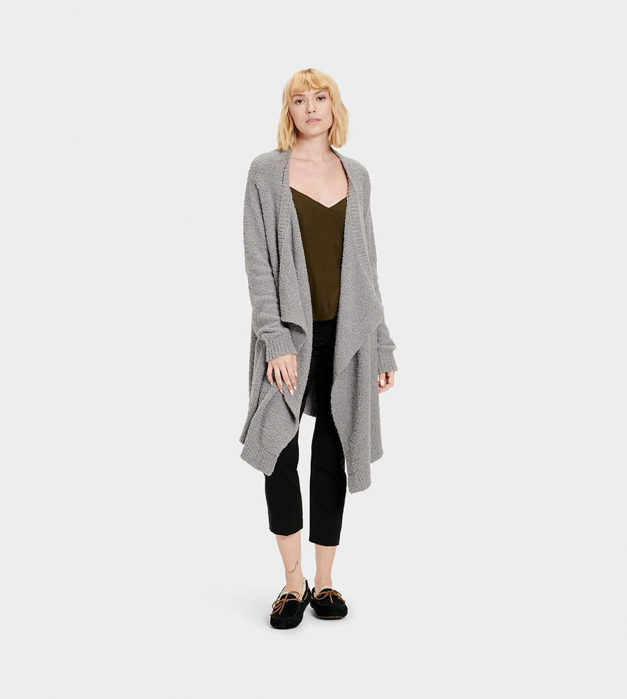 Phoebe Wrap Cardigan - Image 6 of 6