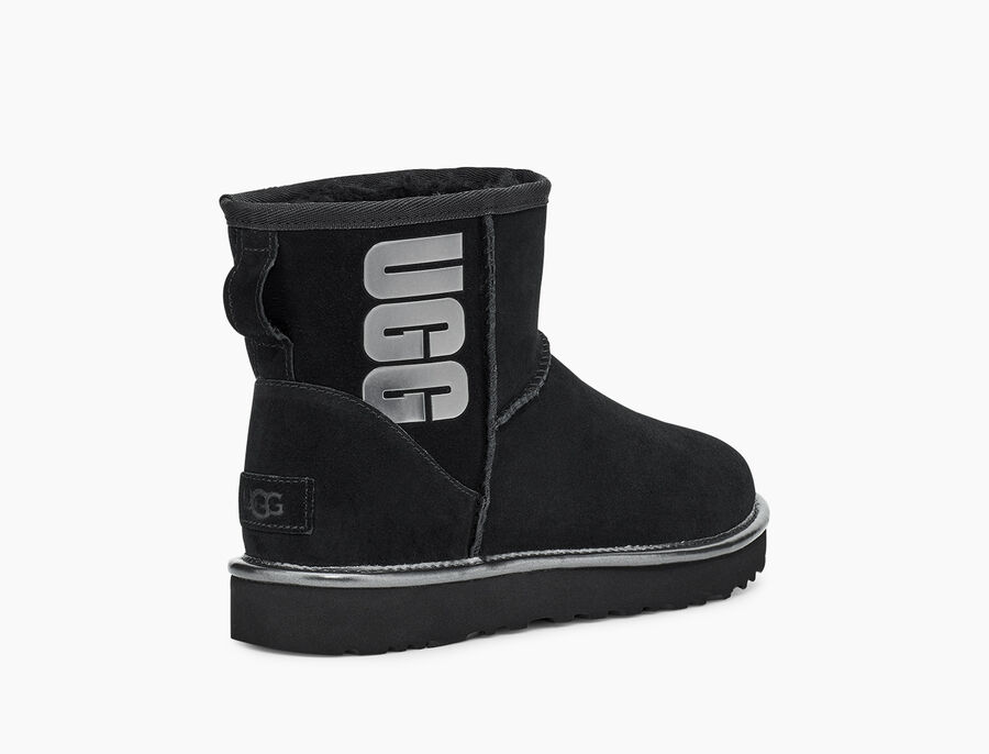 Classic Mini Ugg Rubber Logo - Image 4 of 6