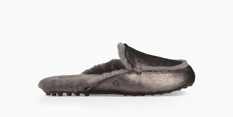 Lane Metallic Loafer - Image 1 of 6