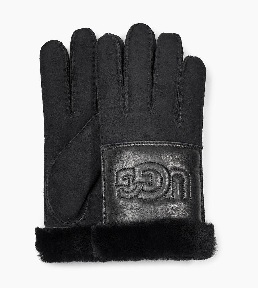 Sheepskin Logo Glove - Image 1 of 3