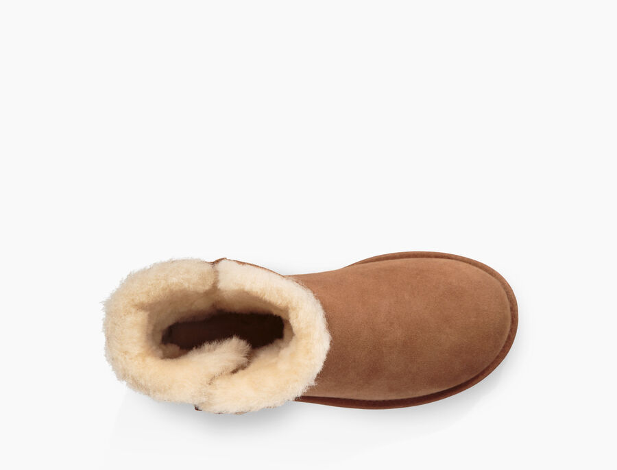 Mini Bailey Button Poppy  Boot - Image 5 of 6