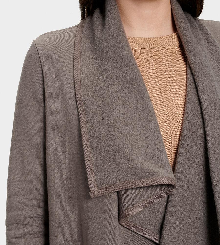 Janni Fleece Blanket Cardi - Image 5 of 6