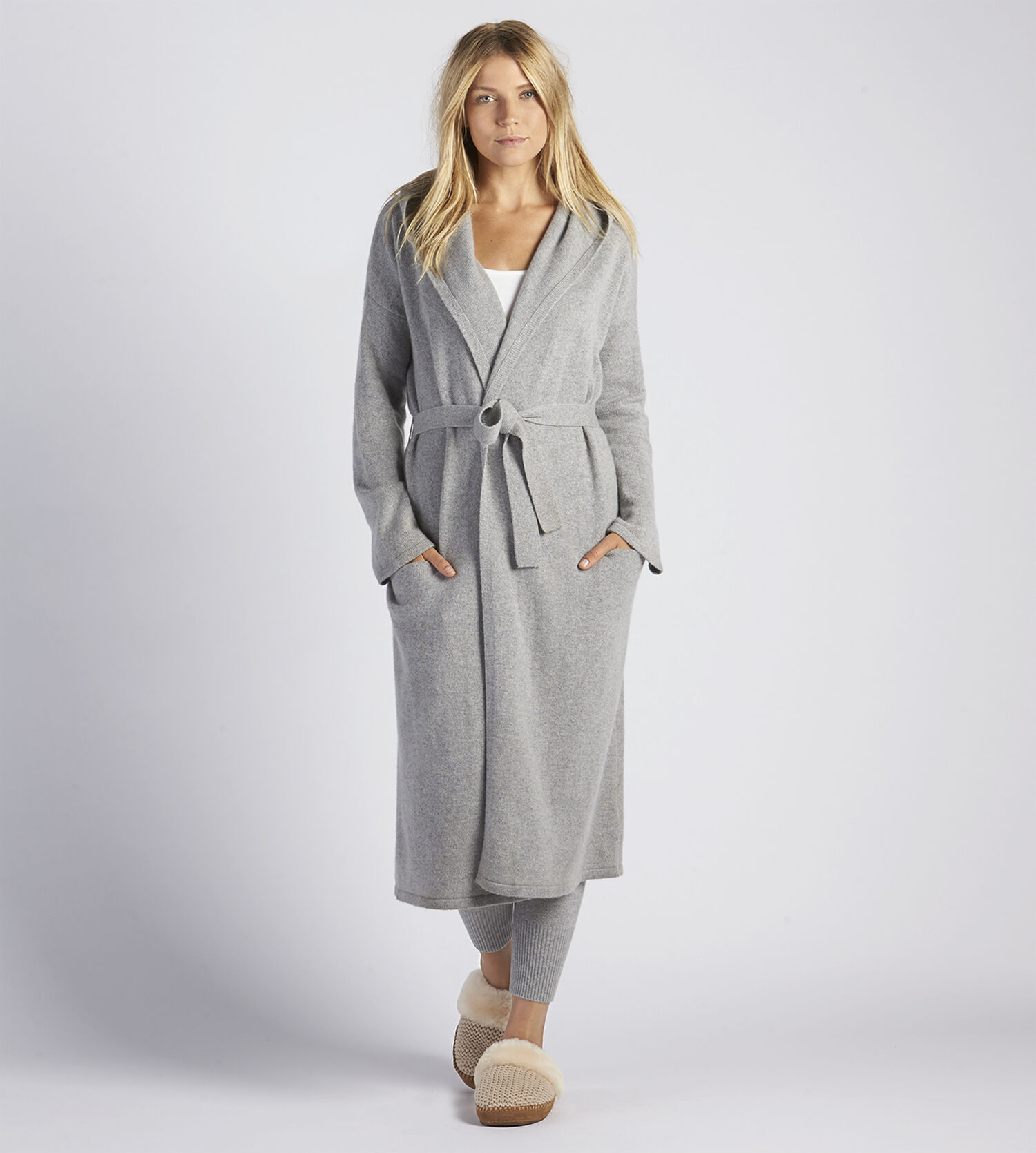 Robe: Women's Evie Cashmere Robe