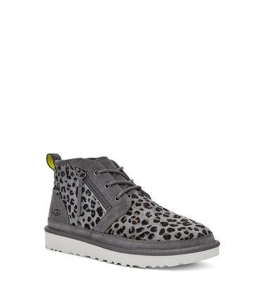 Neumel Zip Leopard Alternative View