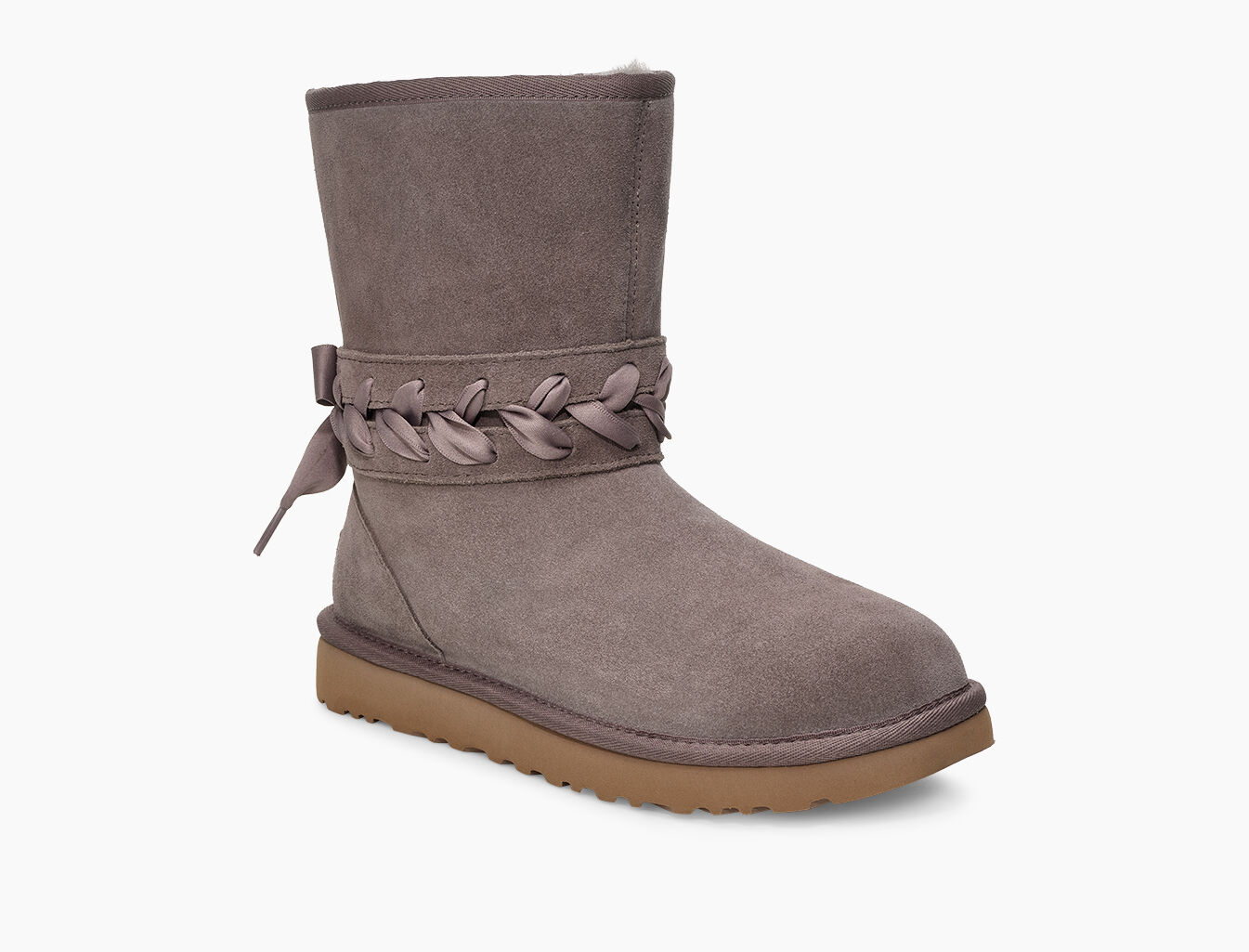 Women's Classic Lace Short Boot | UGG