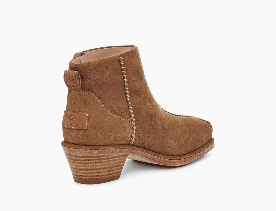 UGG + Eckhaus Latta Block Cowboy Boot - Image 4 of 6