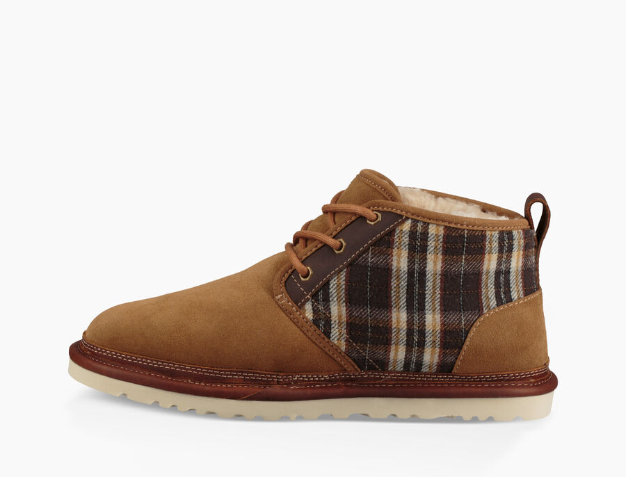 Neumel Pendleton Plaid Boot - Image 3 of 6