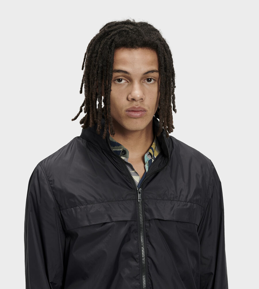 Shawn Packable Zip Up Jacket - Image 4 of 6
