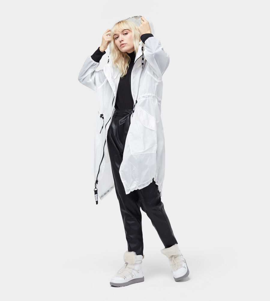 Carinna Hooded Anorak - Image 4 of 6