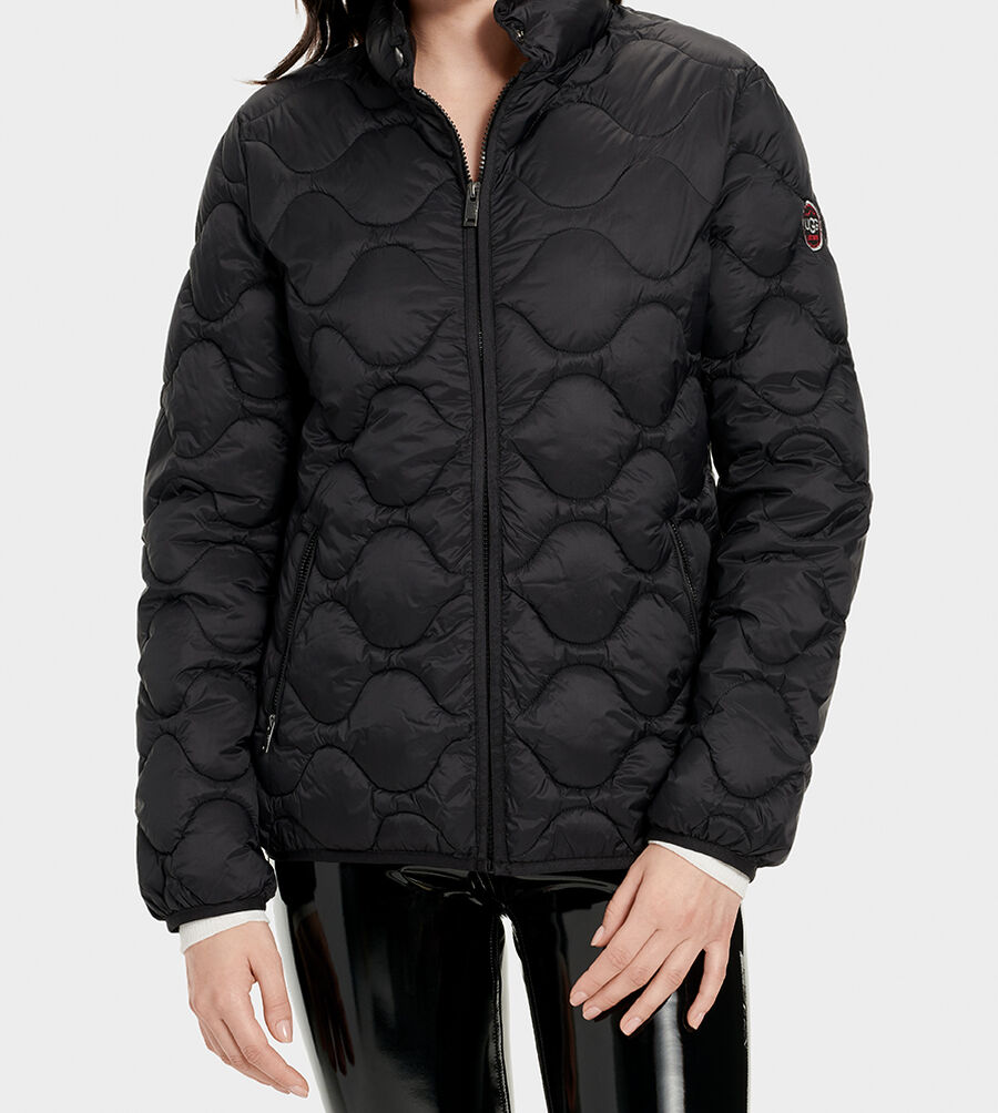 Selda Packable Quilted Jacket - Image 3 of 6