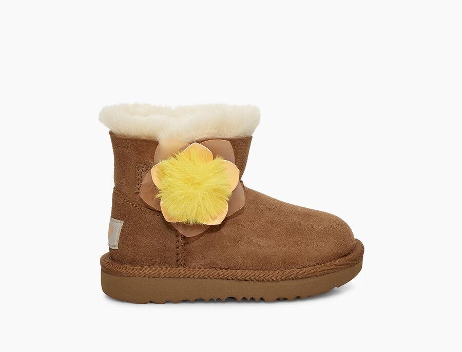 Mini Bailey II Cactus Flower Boot - Image 1 of 6