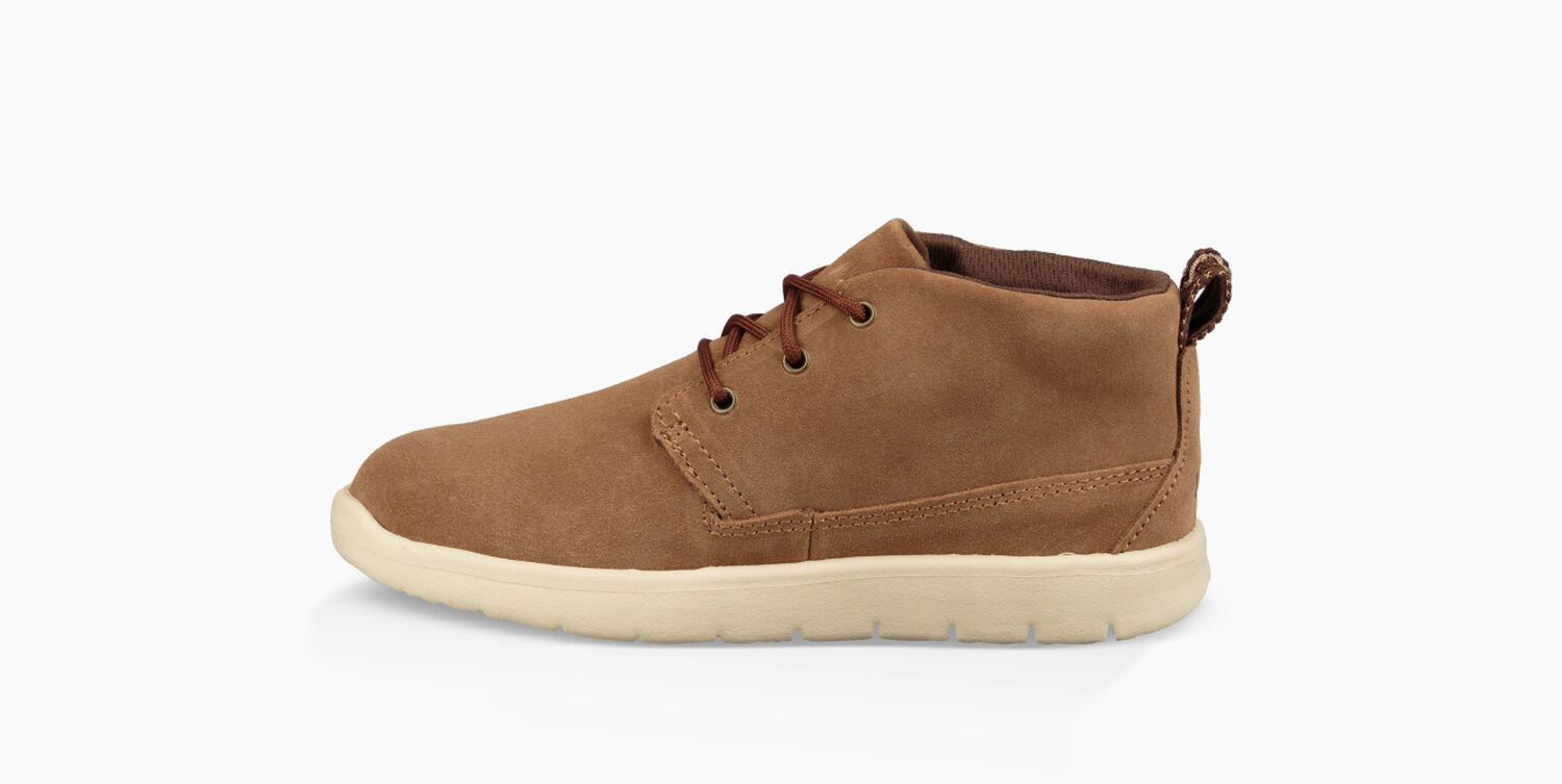Canoe Suede Chukka For Kids Ugg 174 Official