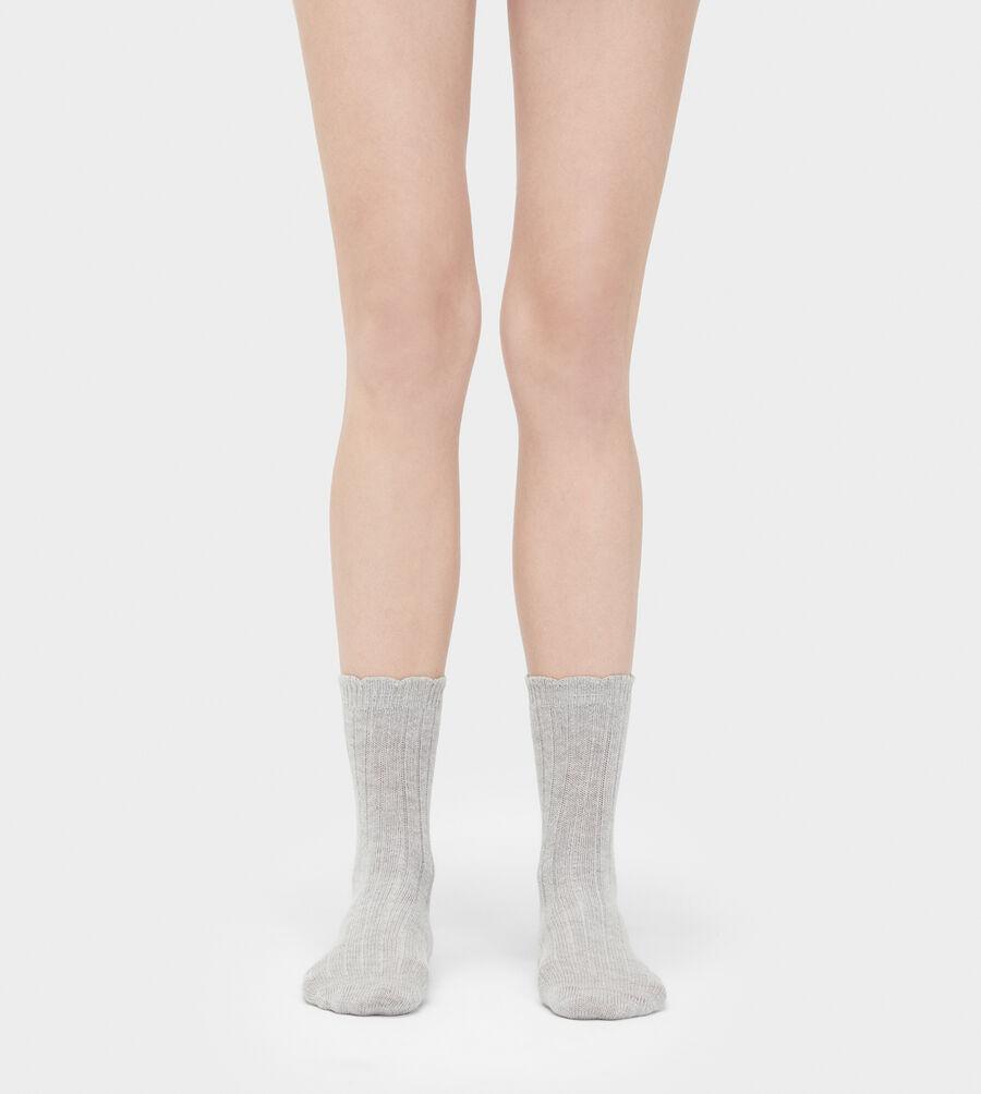 Nayomi Cashmere Sock - Image 1 of 2