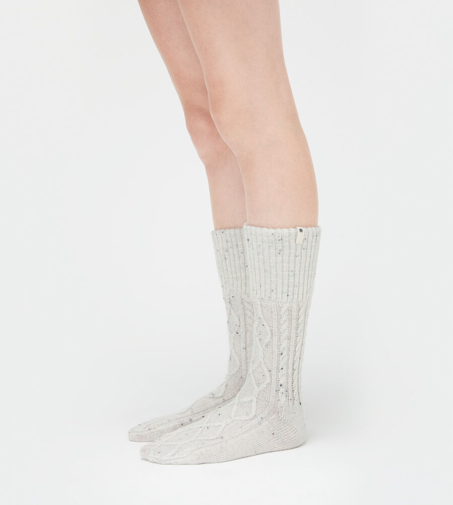 Sienna Short Rainboot Sock  - Image 3 of 3
