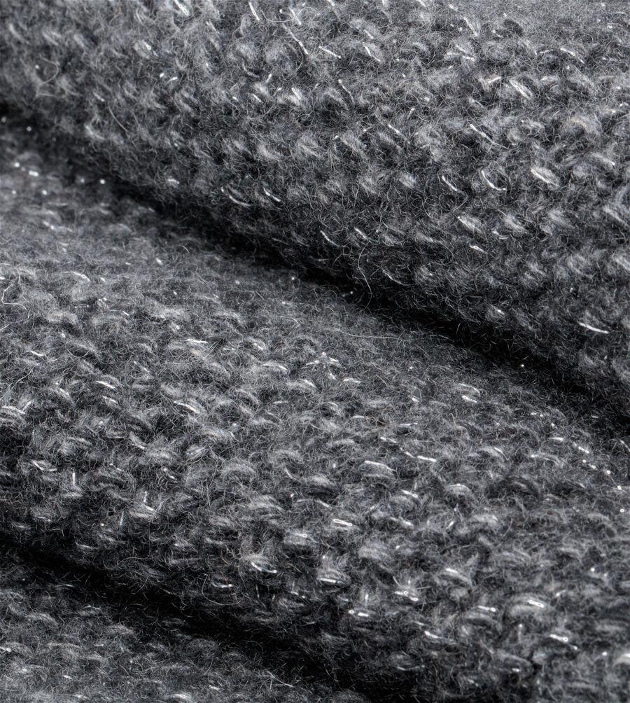 Quatro Pom Cashmere Scarf  - Image 3 of 3