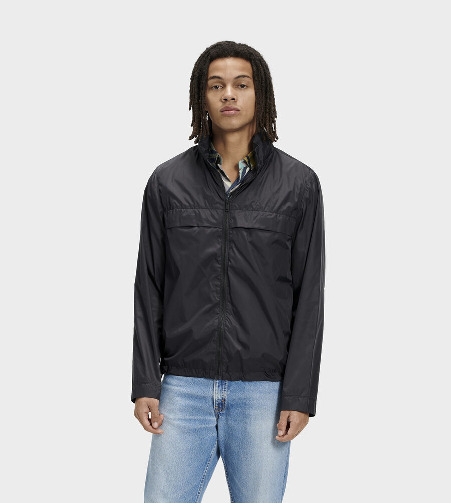 Shawn Packable Zip Up Jacket - Image 1 of 6