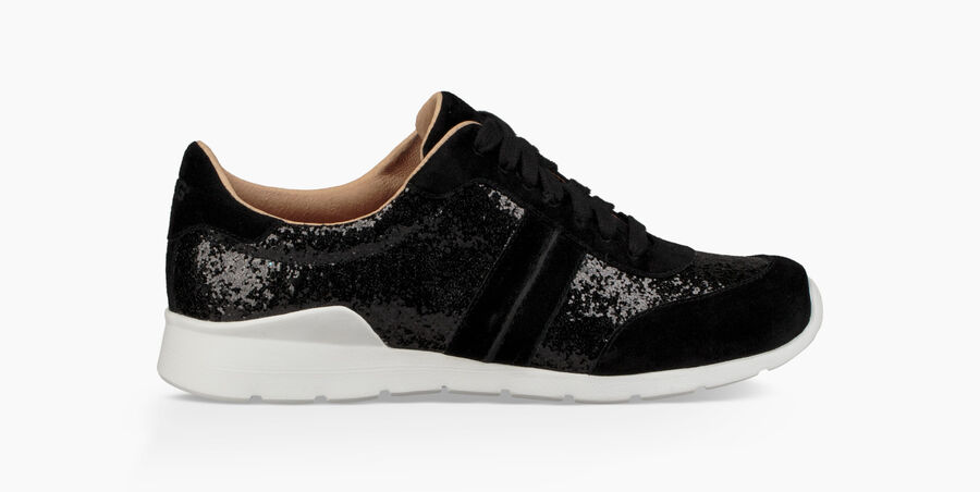 Jaida Glitter Sneaker - Image 1 of 6