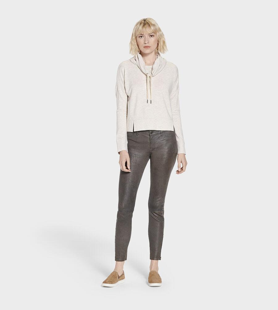 Miya Funnel Neck Sweatshirt - Image 1 of 5