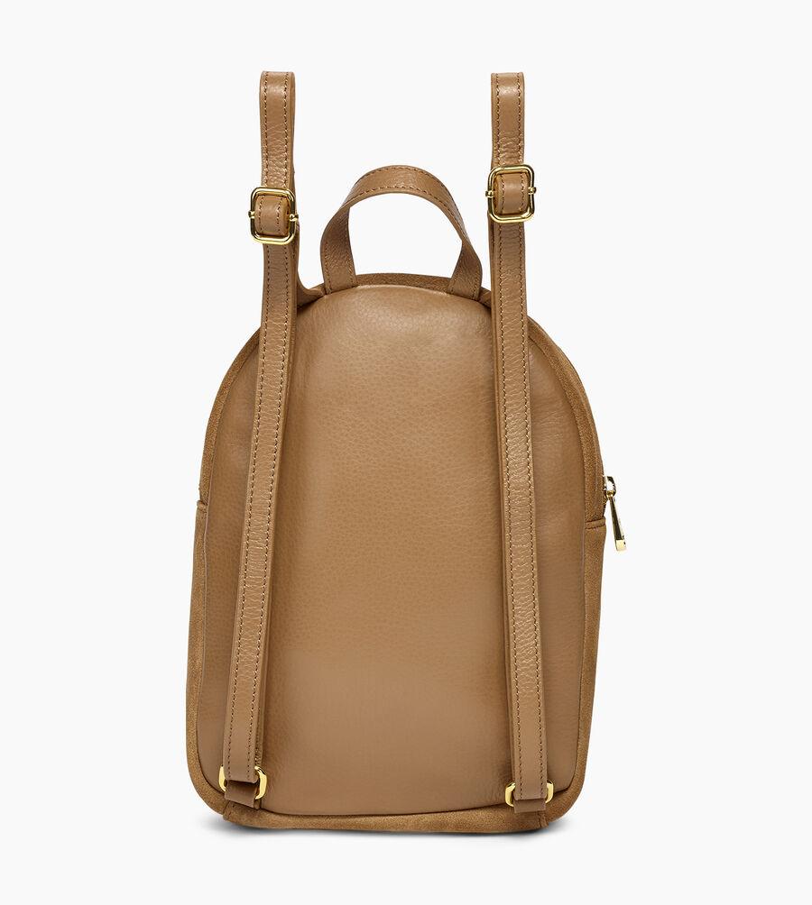 Dannie Mini Backpack Sheepskin - Image 3 of 5