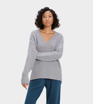 Cecilia V Neck Sweater