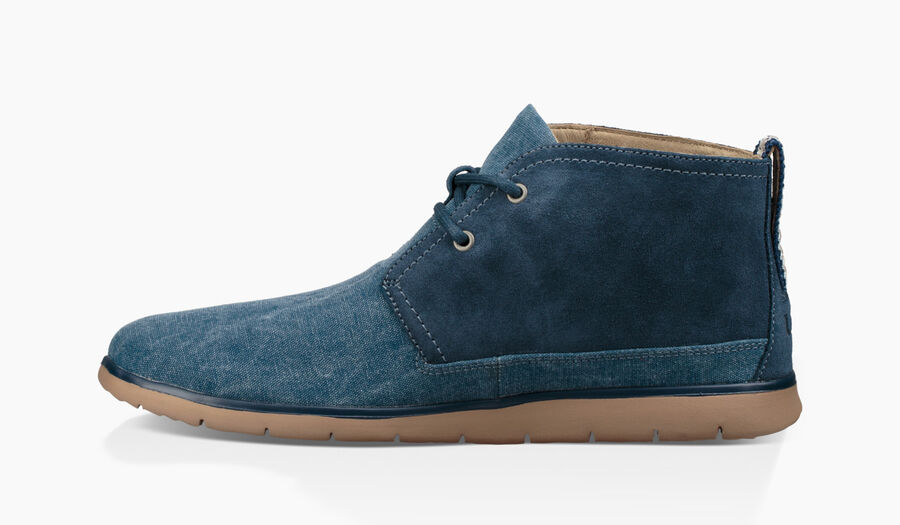Freamon Canvas Chukka - Image 3 of 6
