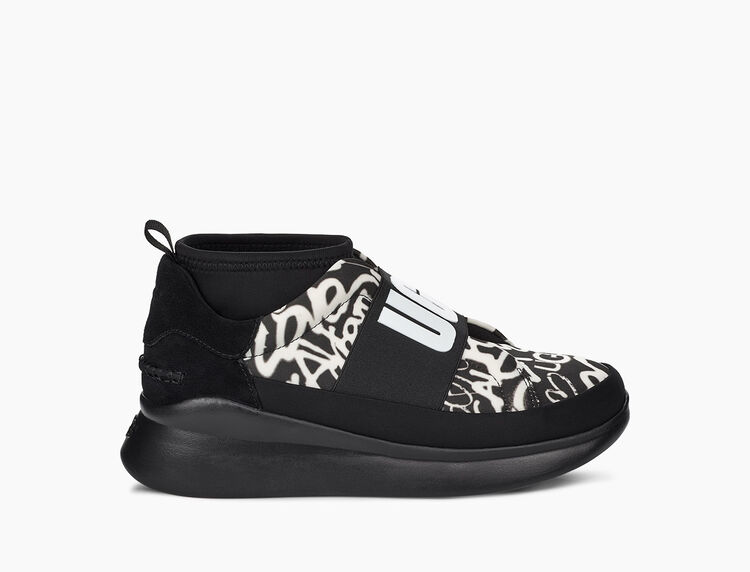 Neutra Sneaker Graffiti Pop