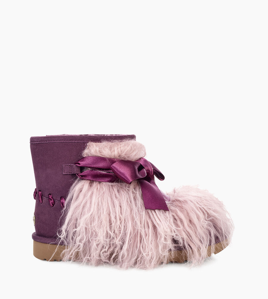 Classic Mini Mongolian Boot - Image 2 of 6