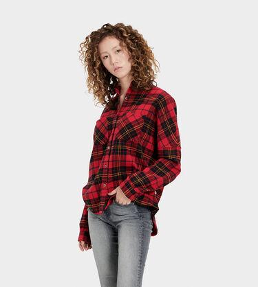 Deborah Flannel Shirt