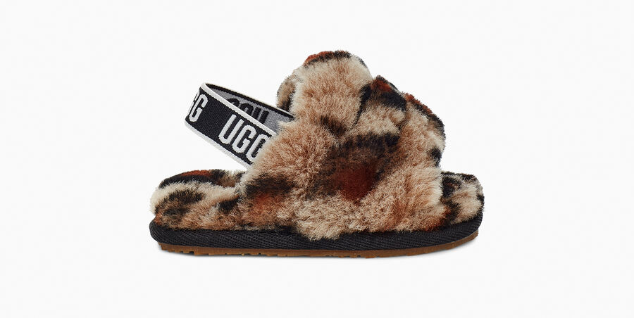Fluff Yeah Slide Leopard - Image 1 of 6