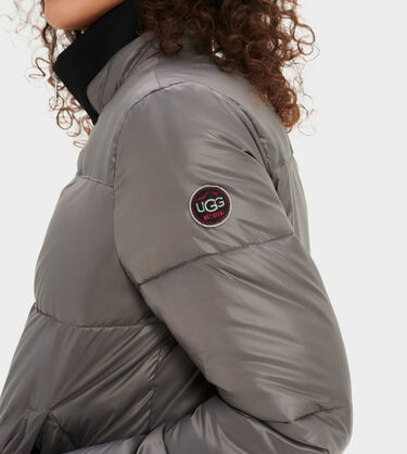 Izzie Puffer Jacket Nylon Alternative View