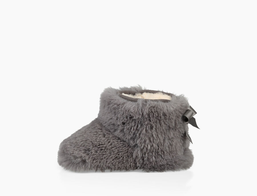Jesse Bow II Fluff Bootie - Image 3 of 6
