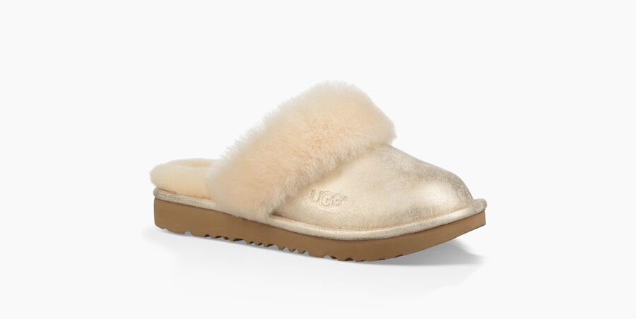 Cozy II Metallic Slipper - Image 2 of 6