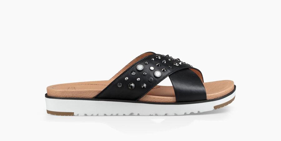 Kari Studded Bling Sandal - Image 1 of 6