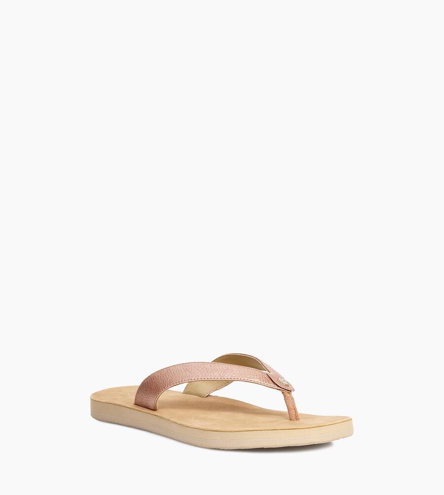 Tawney Metallic Sandal - Image 2 of 6